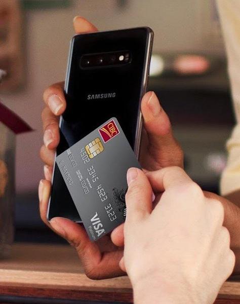Смартфон Samsung вместо терминала PoS. Представлено приложение Samsung Pay Touch