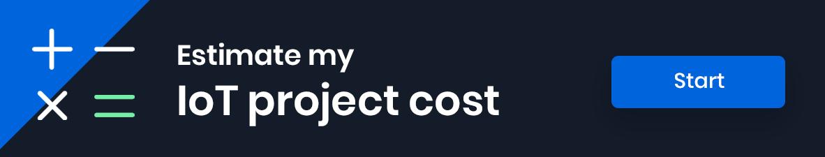 IoT solution cost calculator