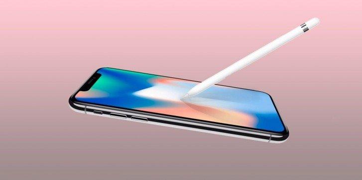 Грядущий iPhone получит поддержку Apple Pencil