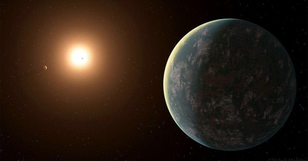 Найдена ближайшая потенциально жизнепригодная суперземля