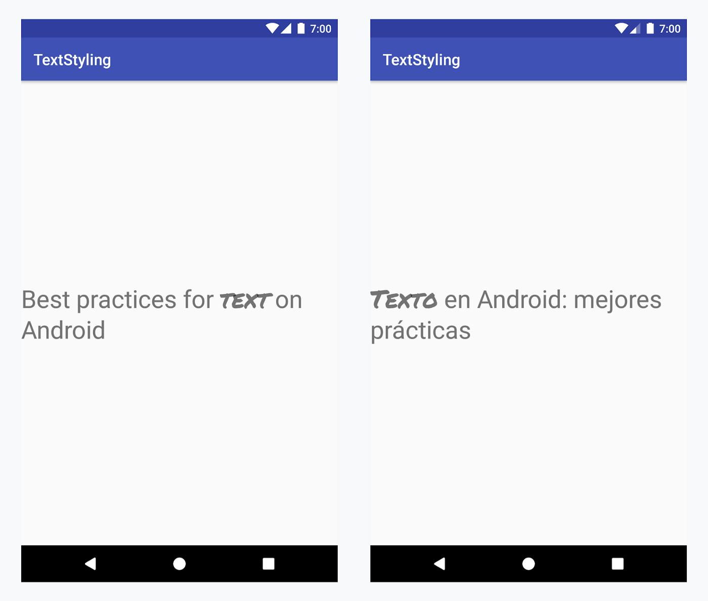 Отображение текста в Android - 17