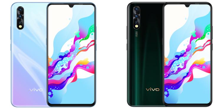 Смартфон Vivo Z5 с чипом SD 712 и батареей на 4500 мА·ч оценён в 0