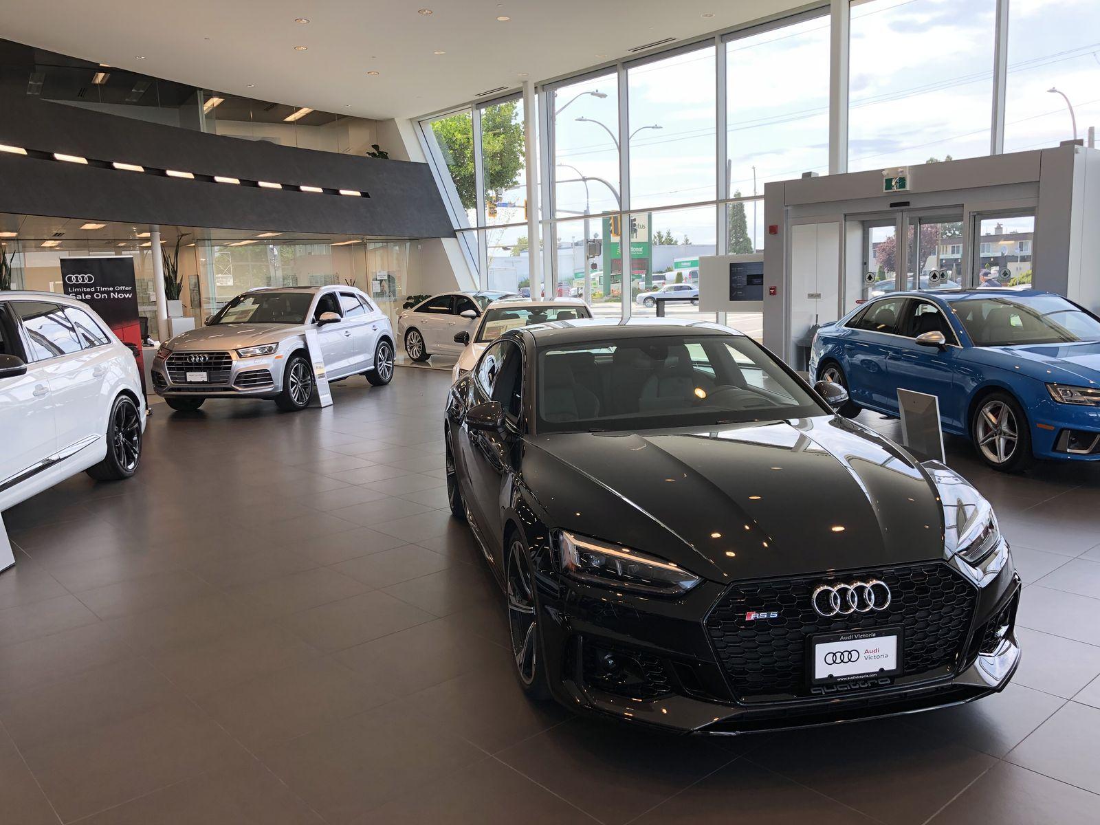 Тестдрайв Audi e-tron - 3