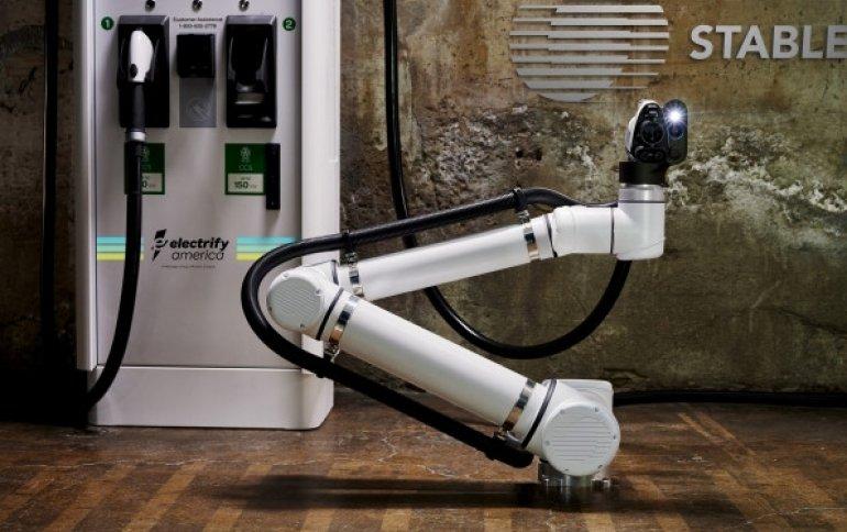 Electrify America и Stable Auto начнут установку роботизированных устройств быстрой зарядки электромобилей