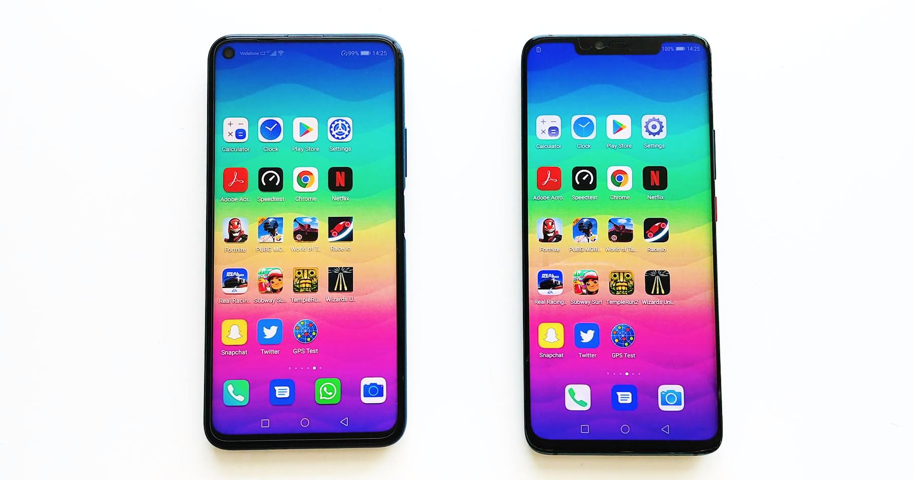Honor 20 Pro против Huawei Mate 20 Pro: тест на скорость
