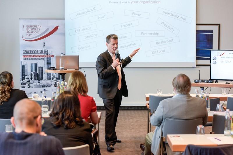 Learn While Travel – как мы ездили на 1st European Business Analysis Day - 2