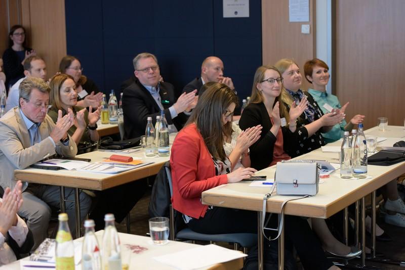 Learn While Travel – как мы ездили на 1st European Business Analysis Day - 4