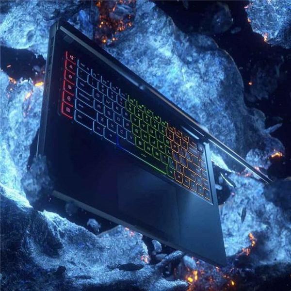 Анонсированы новые игровые ноутбуки Xiaomi