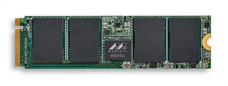 Монополия Phison закончилась. У Marvell тоже готовы контроллеры SSD с поддержкой PCIe Gen4 NVMe