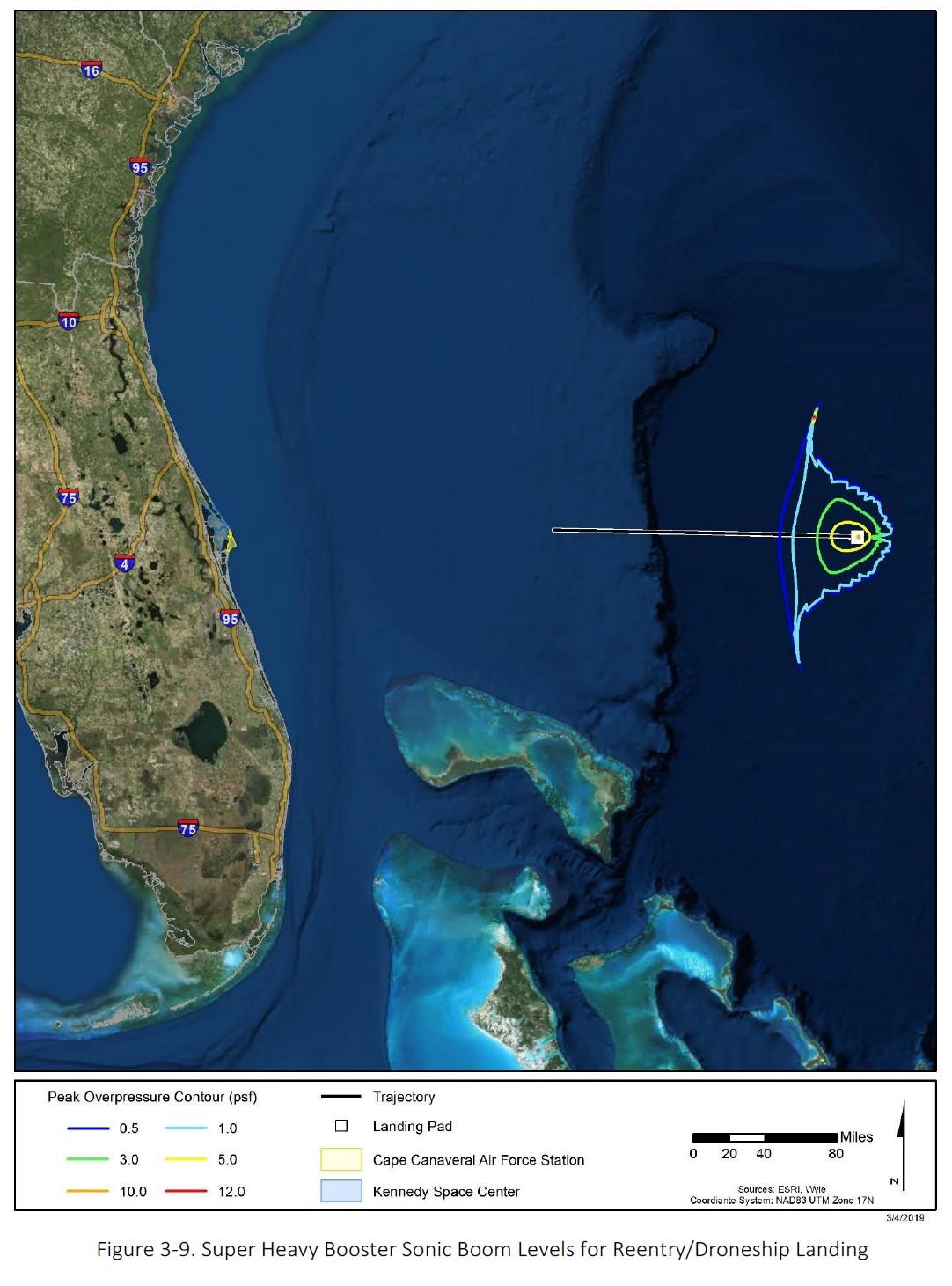 НАСА опубликовало предварительный отчёт экологической экспертизы о запуске SpaceX Starship с мыса Канаверал - 4