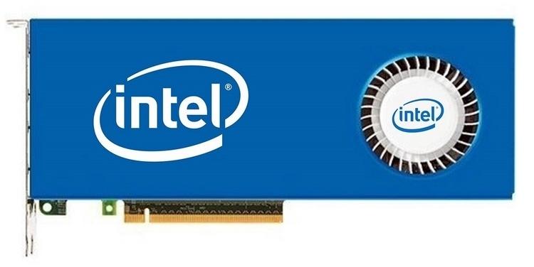 Раджа Кодури: в первую очередь Intel выпустит видеокарту для массового сегмента за 0