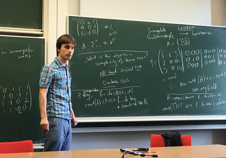 Российский математик опроверг 53-летнюю гипотезу о раскраске сетей - 2