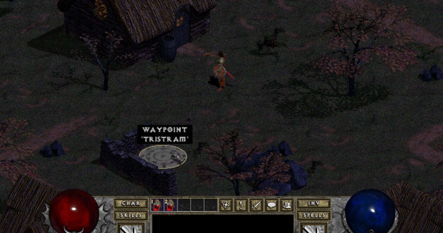 В Diablo теперь можно поиграть через браузер