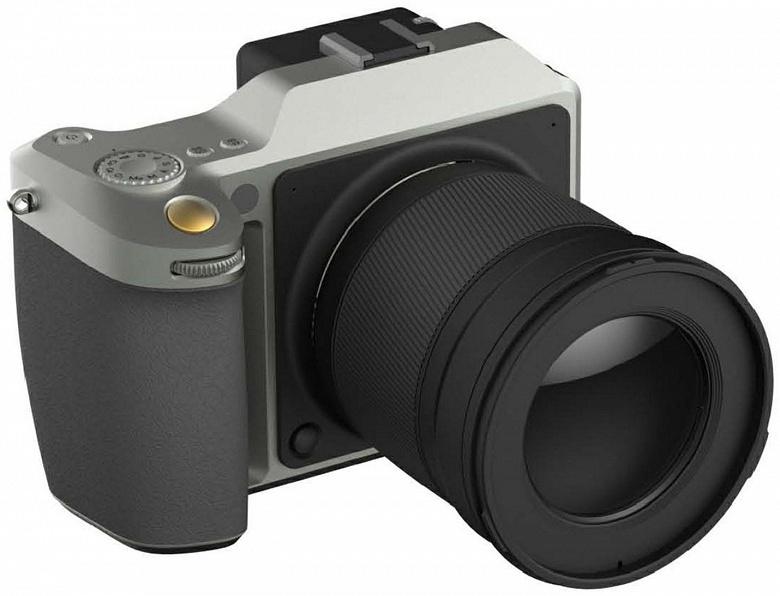 DJI собирается выпустить беззеркальную камеру, похожую на Hasselblad X1D