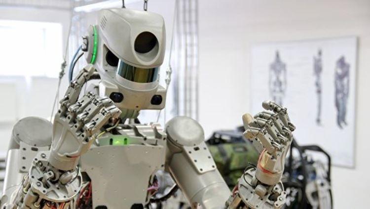 Специалисты NASA не сомневаются в безопасности робота «Фёдора»