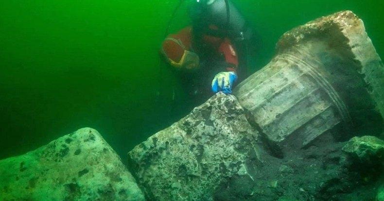 В храме египетской «Атлантиды» нашли загадочные сокровища