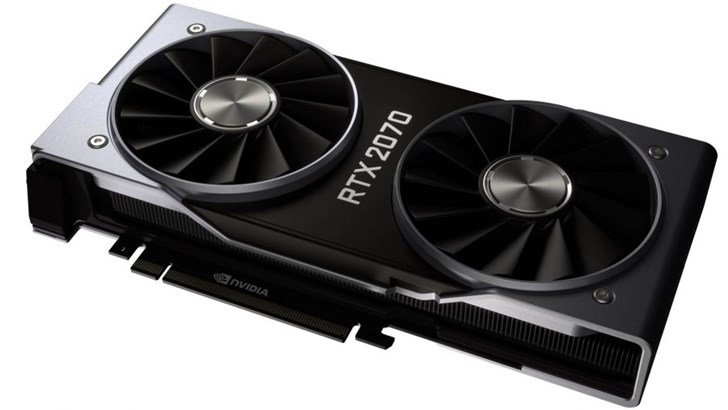 Nvidia хочет восстановить продажи видеокарты GeForce RTX 2070