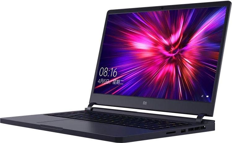Xiaomi представила новый игровой ноутбук в 3 конфигурациях по цене от 80