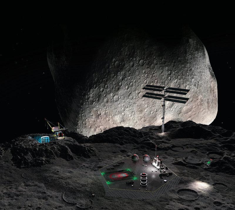 Как человеку освоить Солнечную систему: новые миры