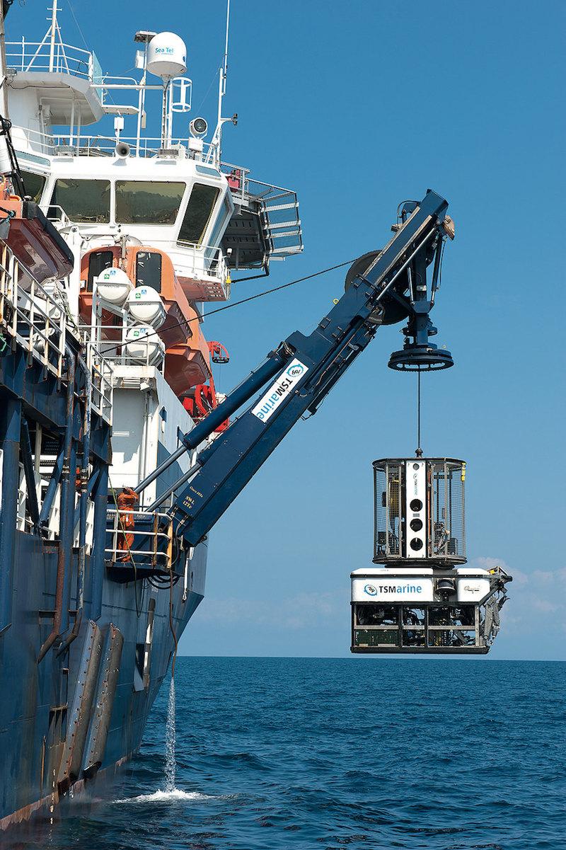 Кладези царя морского: какие ресурсы спрятаны на дне океанов