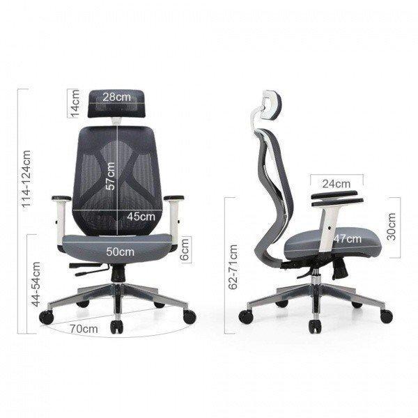 Не «Маркусом» единым: обзор компьютерного кресла Hbada 140WM - 10