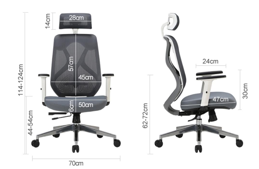 Не «Маркусом» единым: обзор компьютерного кресла Hbada 140WM - 11