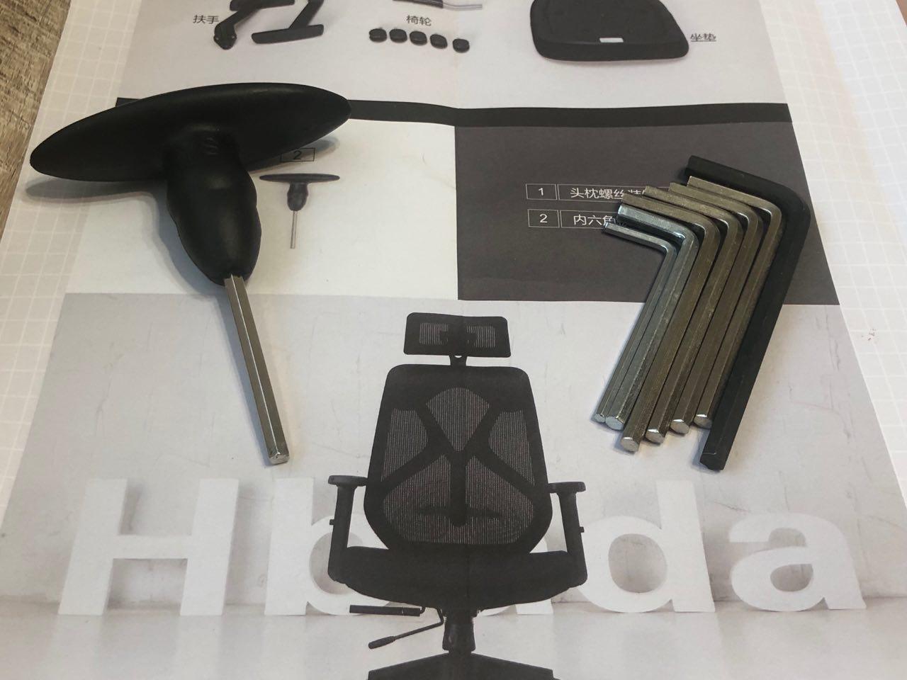 Не «Маркусом» единым: обзор компьютерного кресла Hbada 140WM - 4