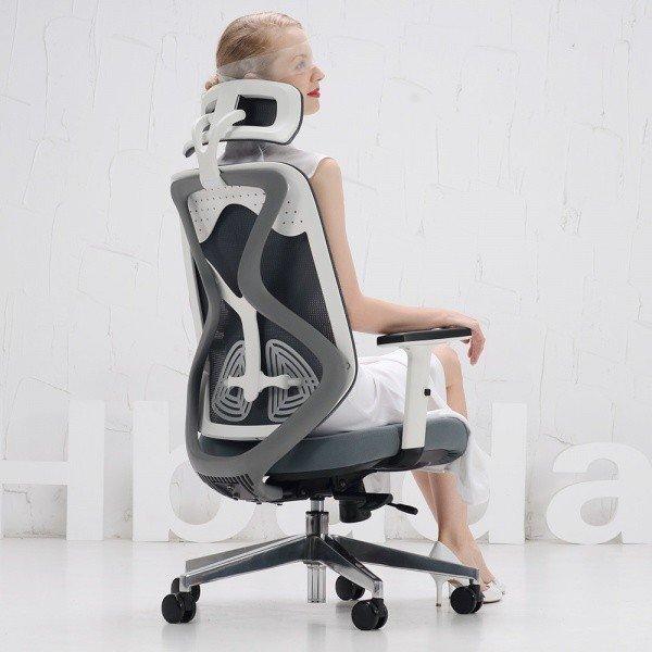 Не «Маркусом» единым: обзор компьютерного кресла Hbada 140WM - 9