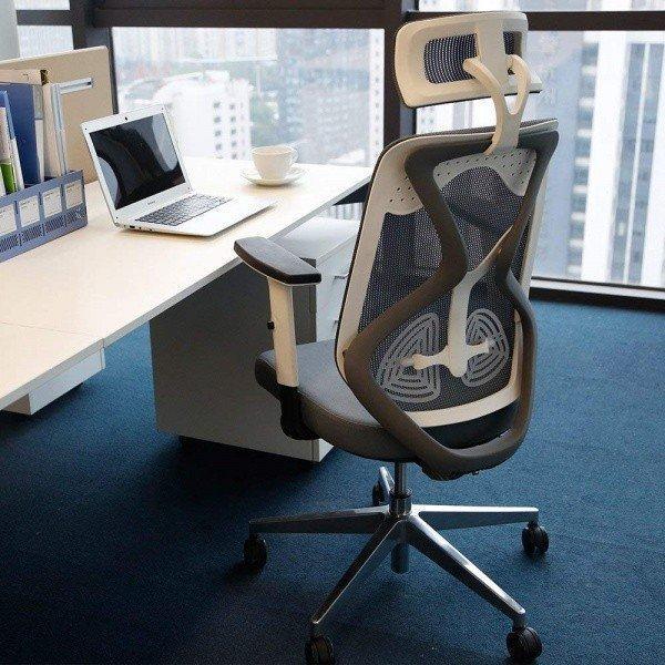Не «Маркусом» единым: обзор компьютерного кресла Hbada 140WM - 1