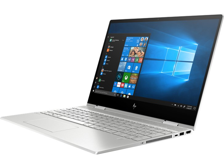 Ноутбук HP Envy 15 получил процессор Core i5-10210U (Comet Lake-U)