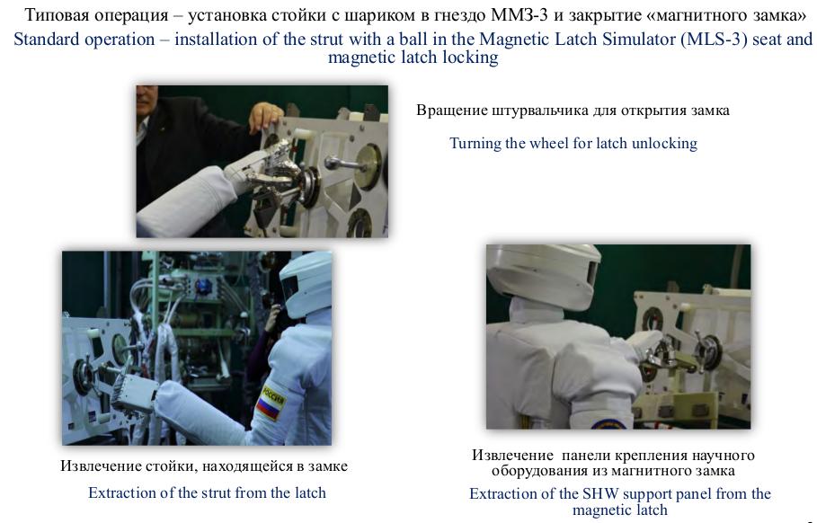 Совет главных конструкторов по российскому сегменту МКС разрешил запуск корабля «Союз МС-14» с роботом FEDOR - 12