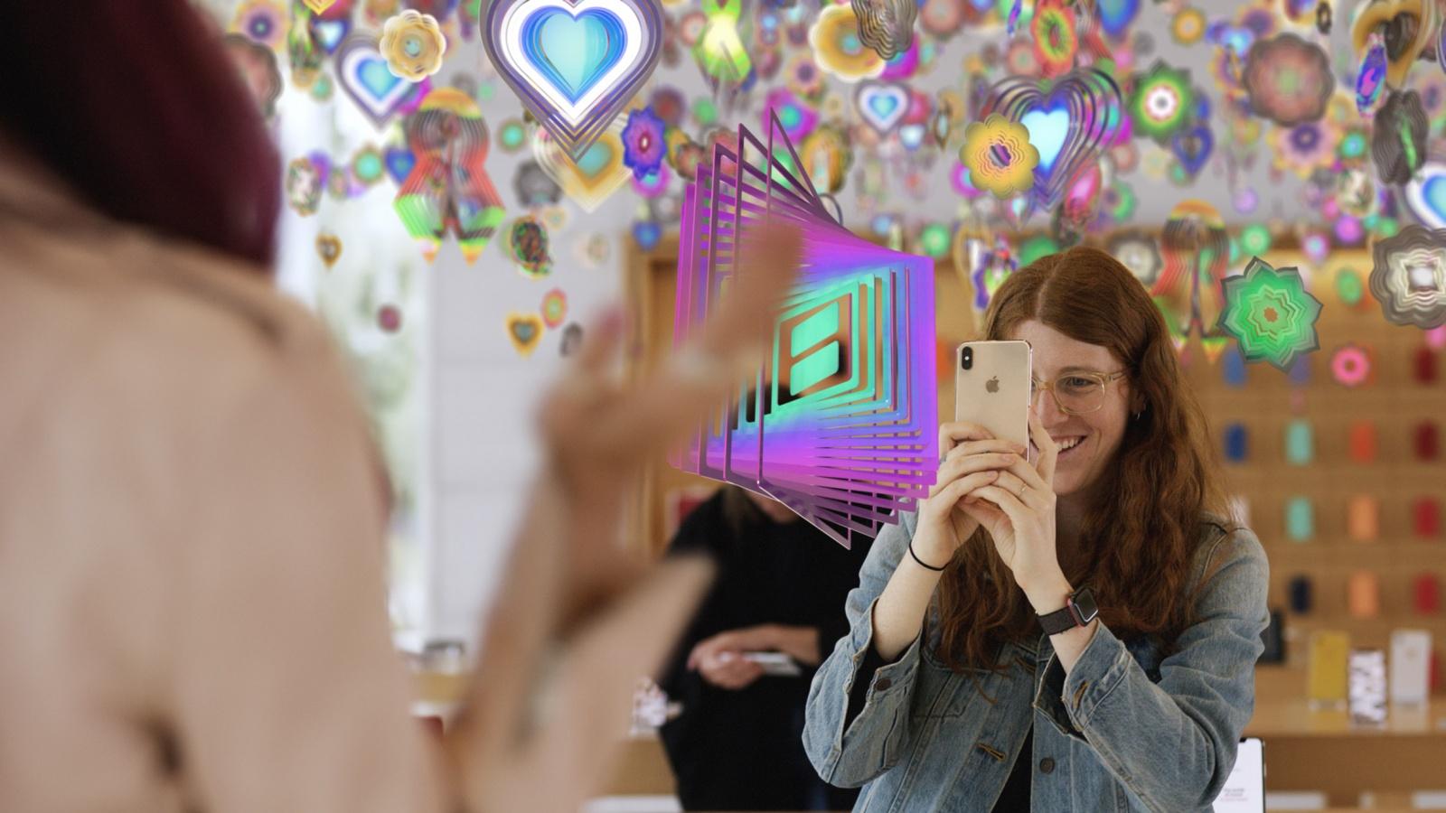Apple и New Museum of Contemporary Art объявили о старте совместного проекта [AR]T - 2