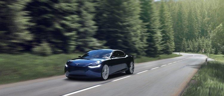 Fresco Motors представила электрический седан с впечатляющими характеристиками