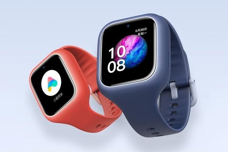 Xiaomi представила детские часы с Mi Bunny Watch 3C с голосовым помощником и IPX7