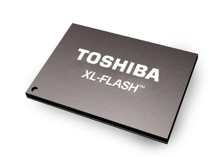 Компания Toshiba Memory представила память XL-FLASH, которая «устраняет разрыв» между DRAM и NAND