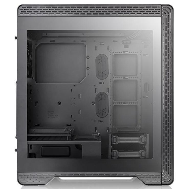 Корпус Thermaltake S500 TG: сталь и закалённое стекло