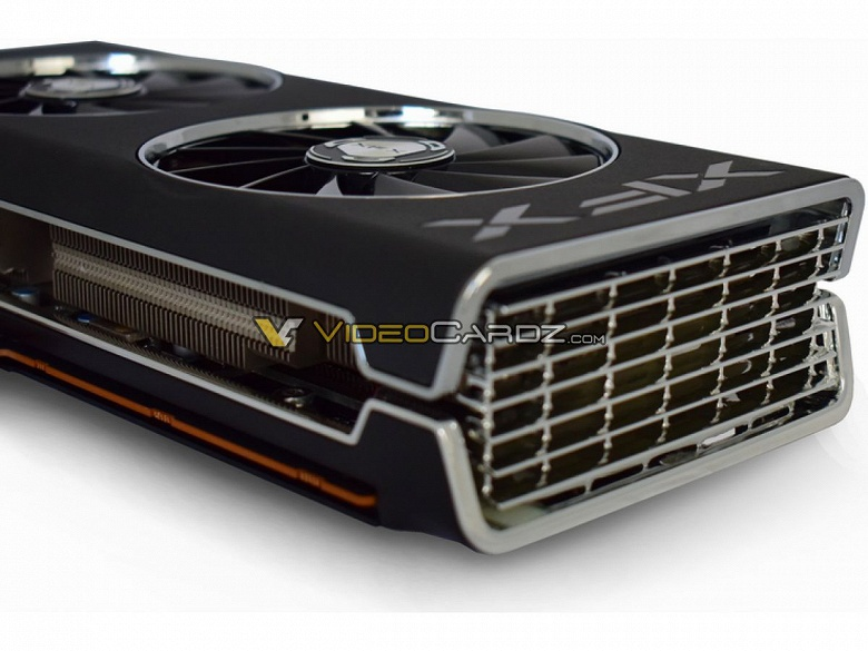 Маслкар среди видеокарт. XFX показала ещё одну необычную версию Radeon RX 5700 XT