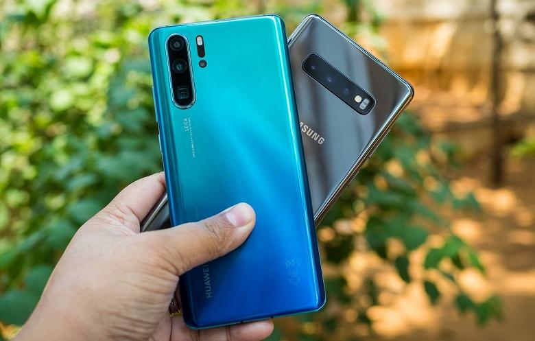Наглядная демонстрация того, почему камерофоны Huawei лучше камерофонов Samsung