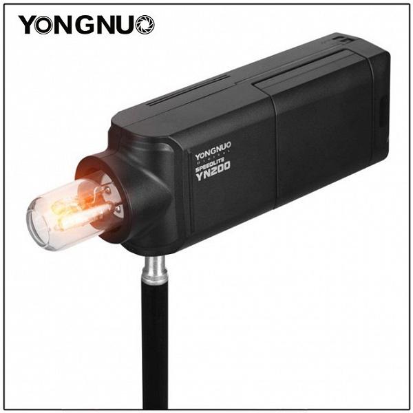 Портативную вспышку Yongnuo Speedlite YN200 уже можно купить