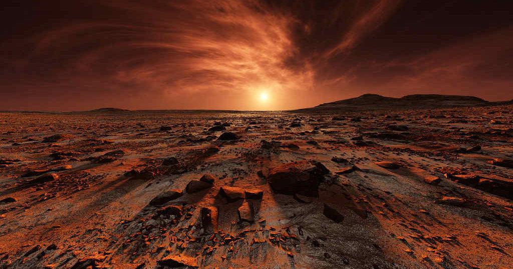 Предложен способ терраформирования Марса