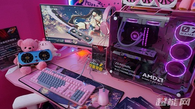 Самые «няшные» видеокарты. Модели Radeon RX 5700 в исполнении Yeston приглянутся девушкам