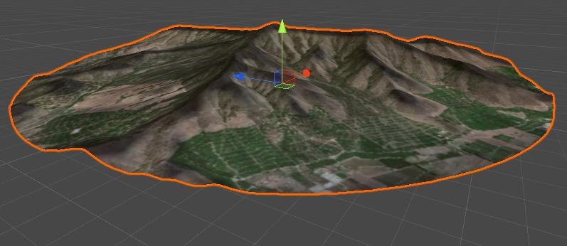 Шейдеры интерактивных карт в Unity - 47