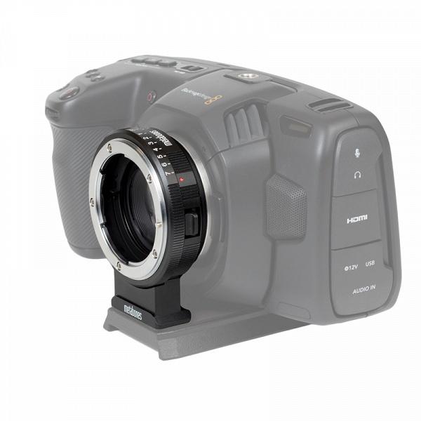 Metabones выпускает серию адаптеров Speed Booster для карманной камеры Blackmagic Design 4K