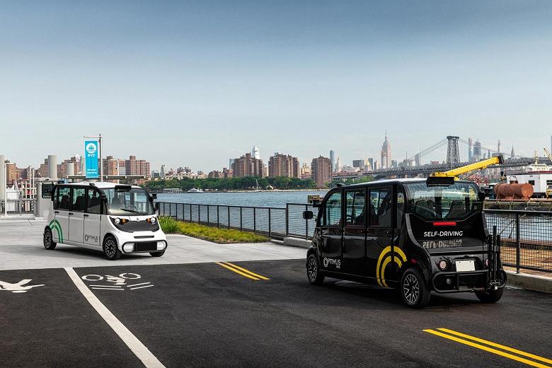 Optimus Ride запускает первую в Нью-Йорке коммерческую систему пассажирских перевозок с использованием самоуправляемых транспортных средств
