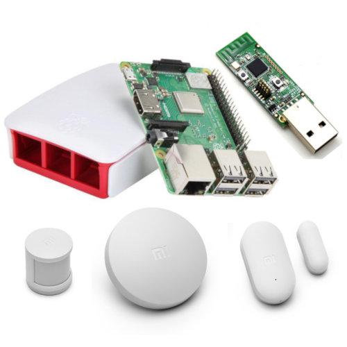 Добавляем ZigBee устройства в Homebridge используя CC2531 - 1