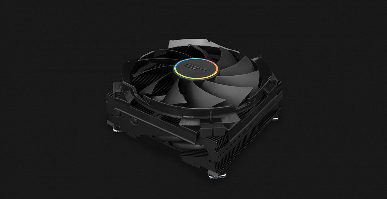 Идентичные по размерам, но различающиеся по массе почти вдвое: представлены системы охлаждения Cryorig C7 RGB и C7 G