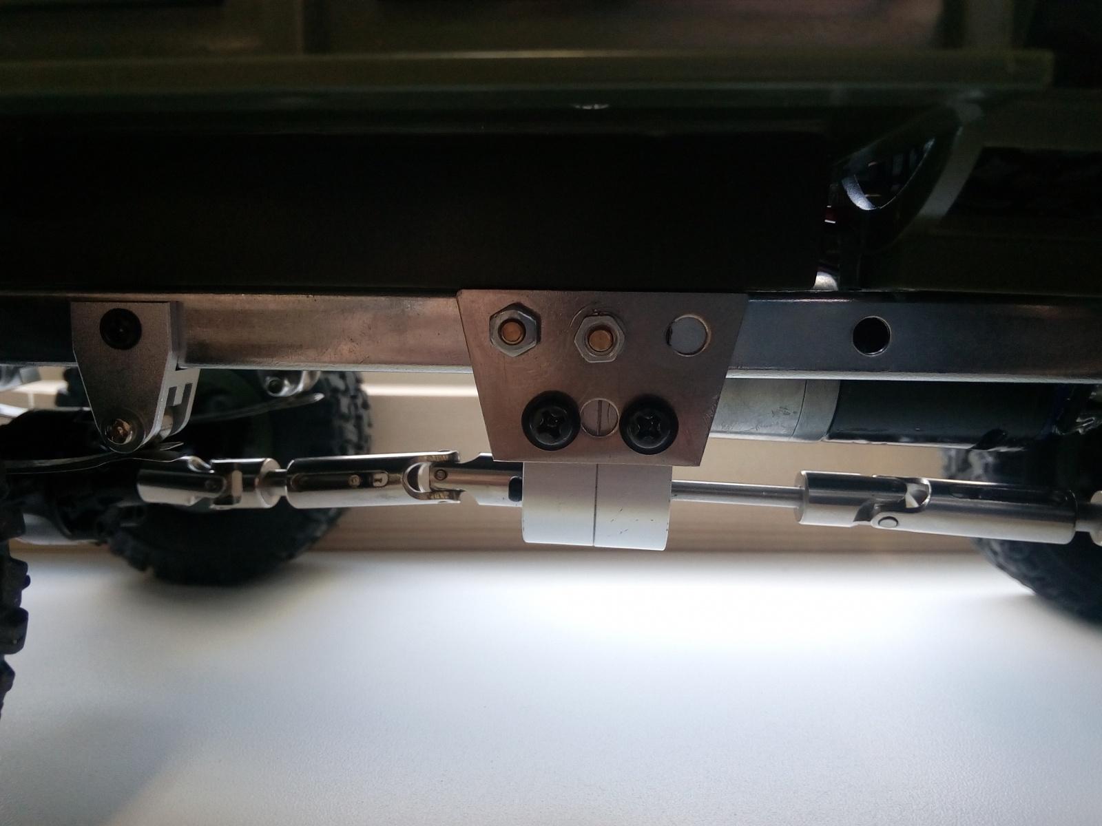 Игрушка ГАЗ-66 на пульте управления. Часть 3 - 8
