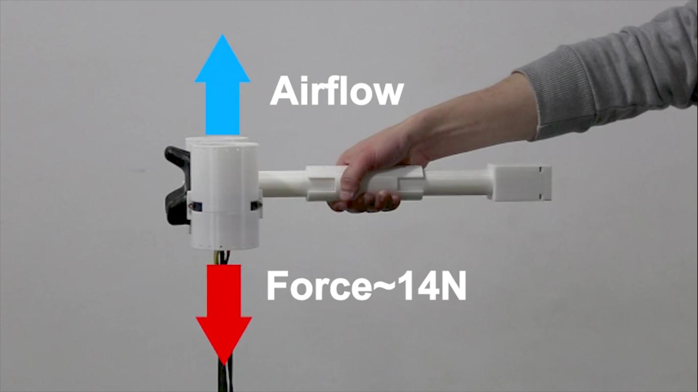 Корейские инженеры сделали простой контроллер с обратной связью для виртуальной реальности - 5