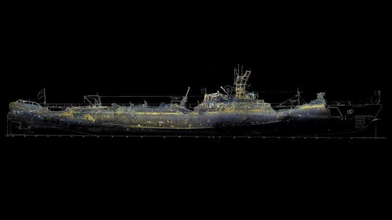 На Аляске нашлась пропавшая 80 лет назад субмарина