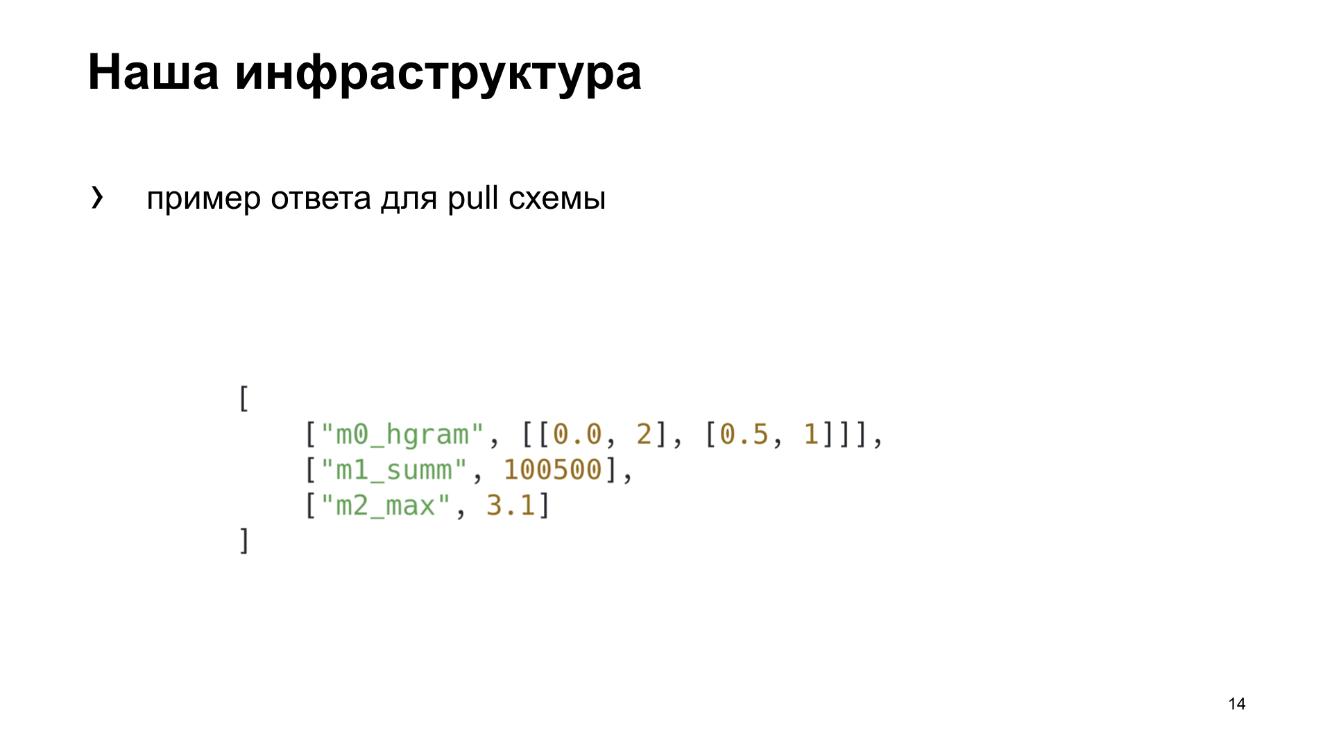 uWSGI в помощь метрикам. Доклад Яндекса - 9